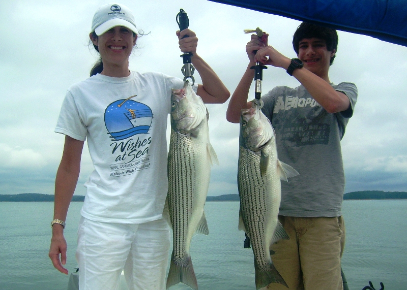Lake sidney lanier striper fishing report 07 11 2012 for Lake lanier striper fishing