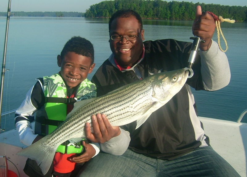 Lake lanier striper fishing report 05 28 2014 lake for Lake lanier striper fishing